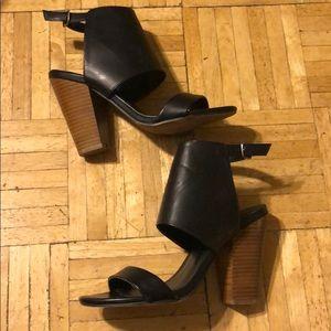 Ann Taylor loft heel sandals